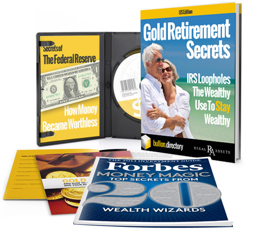 gold 401k rollover guide and dvd