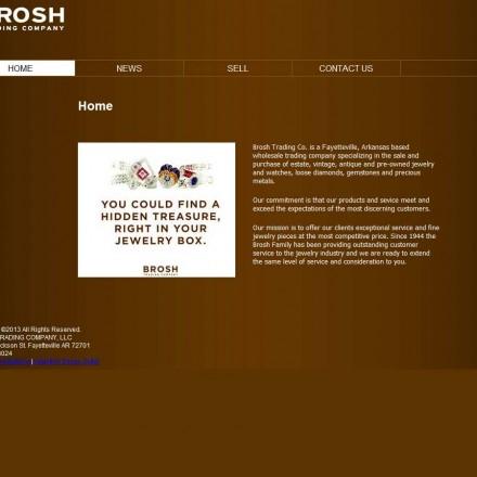brosh-trading-company
