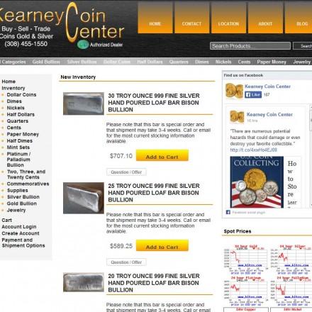 kearney-coin-centre