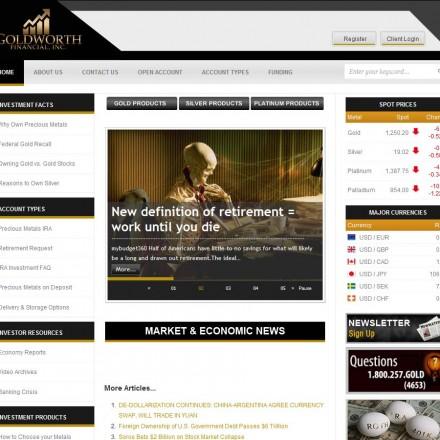 goldworth-financial