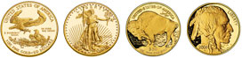 ira approved precious metals - gold coins