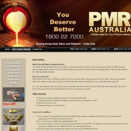 pmr-australia