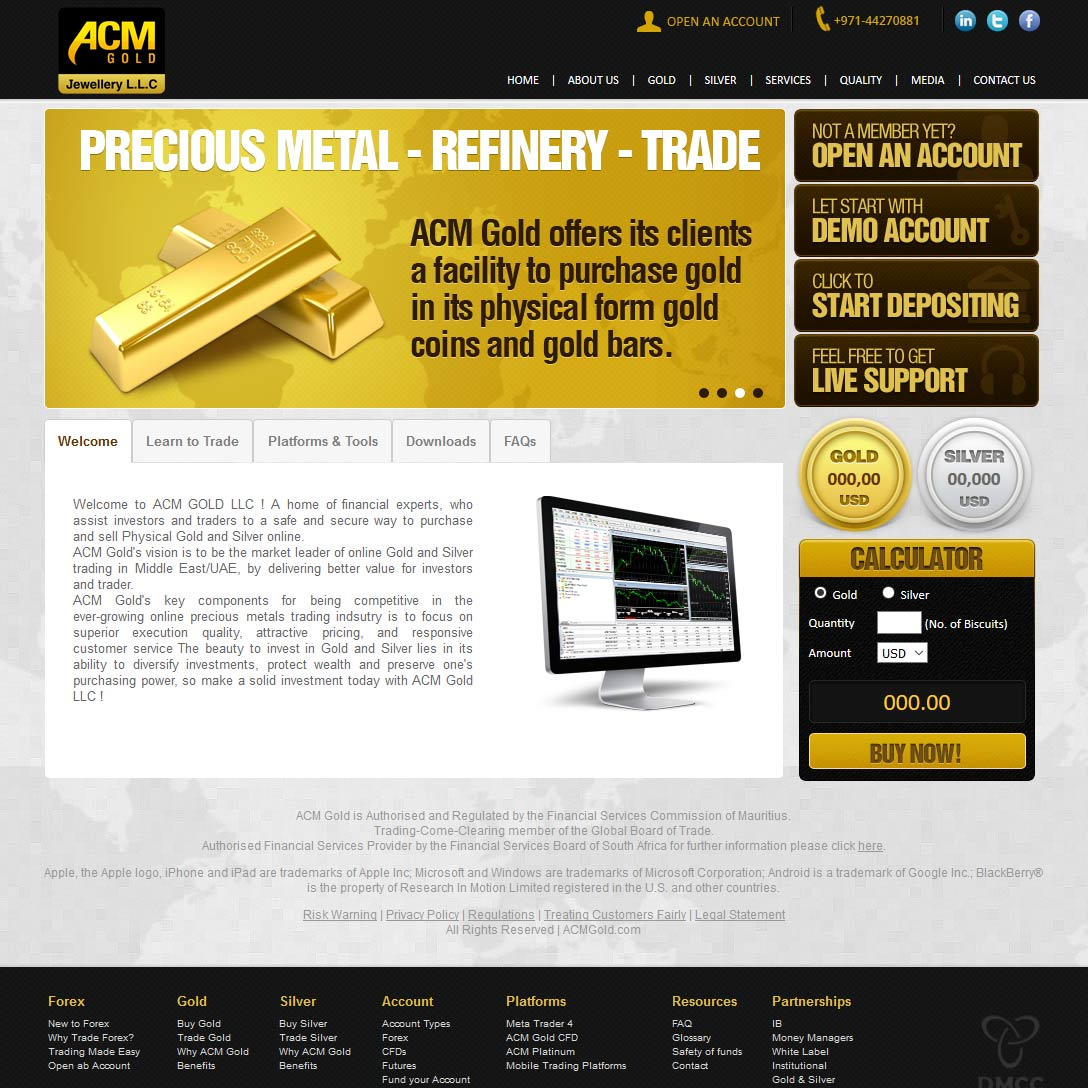 Acm gold forex reviews
