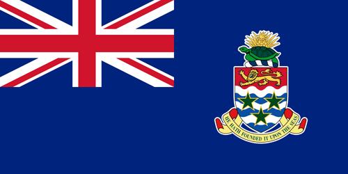 cayman flag - caribbean bullion section