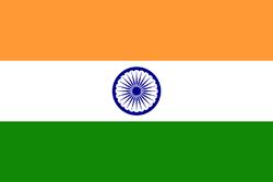 india flag - indian bullion section