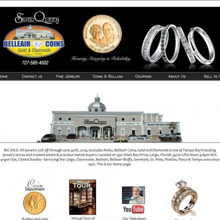 bellair-coins-silverqueen