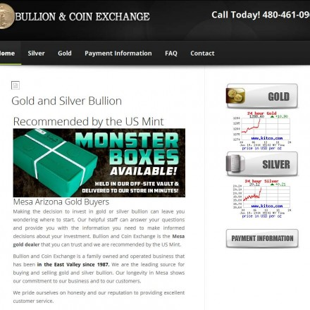 bullion-and-coin-exchange