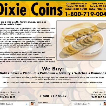 dixie-coins