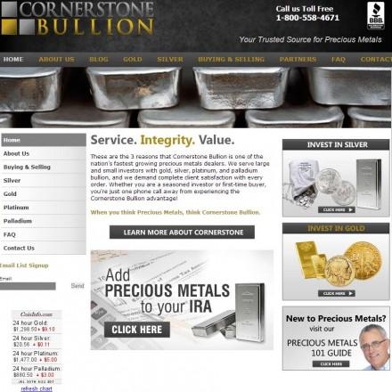 cornerstone-bullion