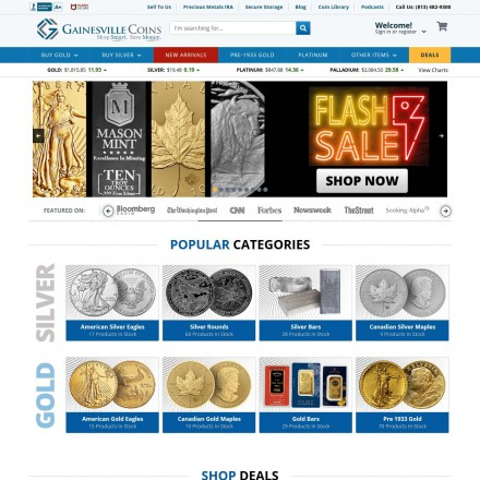 gainesville-coins-reviews-screen
