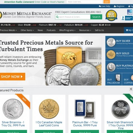 money-metals-exchange