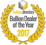 bullion dealer of the year 2017