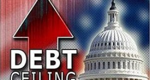 Fed Debt Ceiling Reached as Spending Rages