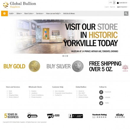 global-bullion-suppliers-screen