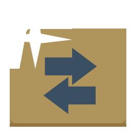 gold ira transfer icon