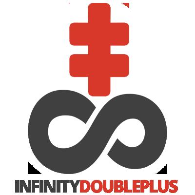infinity doubleplus logo