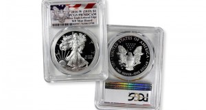 Hoard of American Silver Eagles Discovered at the U.S. Mint