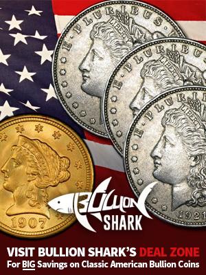 bullion shark offers