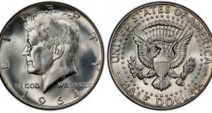 A Look at Kennedy Half Dollars