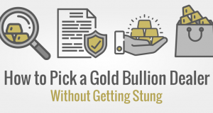 How to Pick a Gold Bullion Dealer - Without Getting Stung