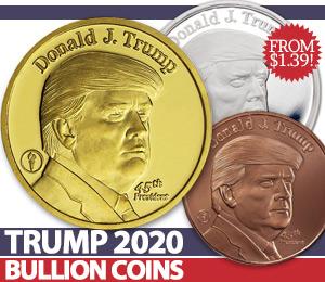 trump bullion banner