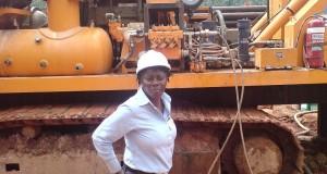 Georgette Barnes: Meet the Woman Striking Gold in West Africa