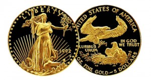 American Silver and Gold Eagle Proof Coins in an IRA?