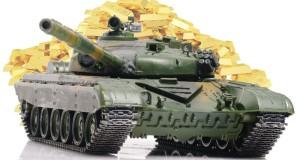 Gold & Silver: Battle Tanks GO!
